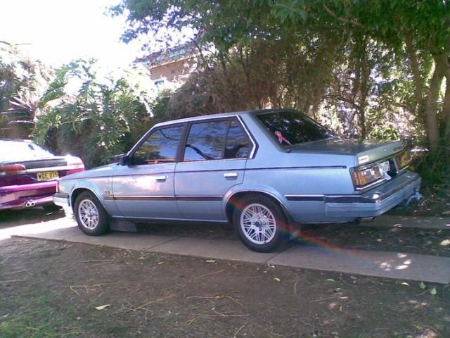 RT142 Toyota Corona