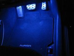 FOOTWELL LIGHTS 4