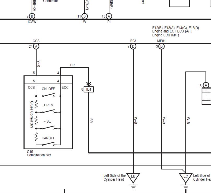 ecu wiring diagram corolla corolla sportivo club toyota 09 toyota corolla radio wiring diagram toyota corolla zze122r wiring diagram #9