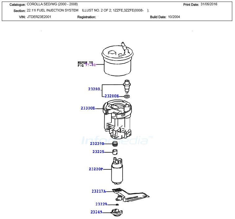 Fuel system assembly diagram ZZE122R Corolla.JPG