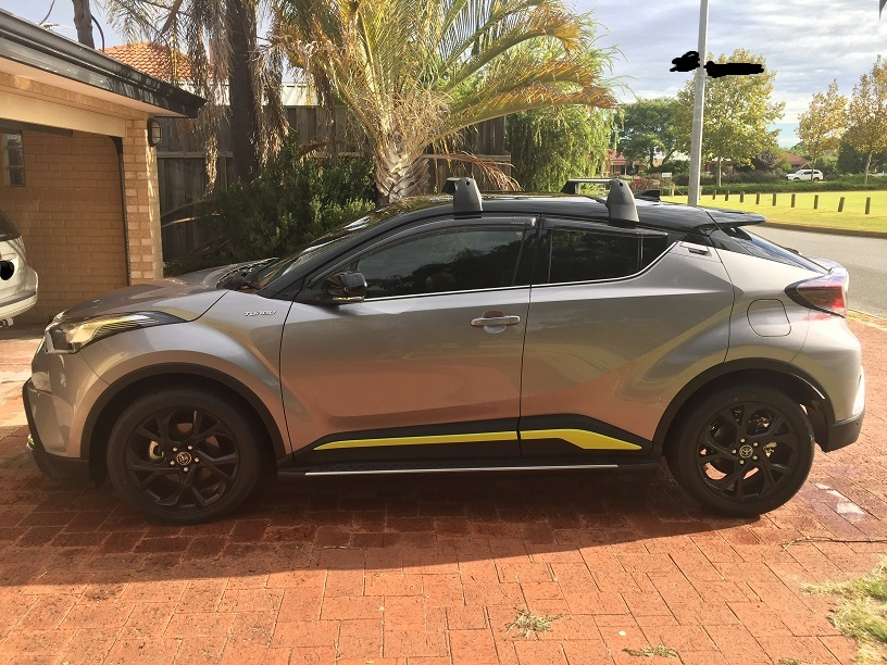 Angoth's C-HR Koba - Members Rides - Toyota Owners Club - Australia
